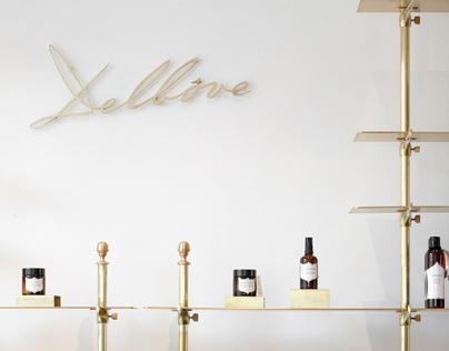 Delbôve Cosmetics Flagship Store Design