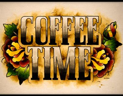 COFFEE TIME - pencil ink coffee vol 3