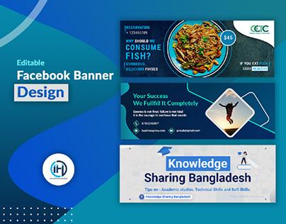 Facebook Cover Banner v.1.0
