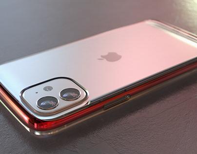 iPhone 11 rendering