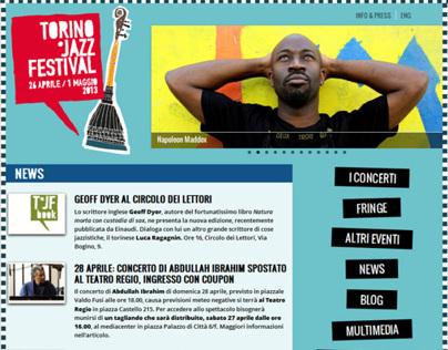 Torino Jazz Festival 2013