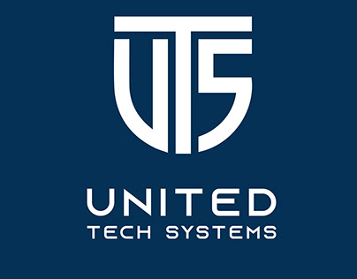 United Tech Systems- IT Company Logo| Logo Design