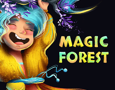 Board Game | Magic Forest