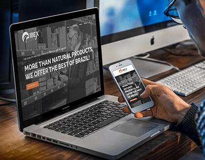 Website - Ibexcomm - Canadá - Co-criação