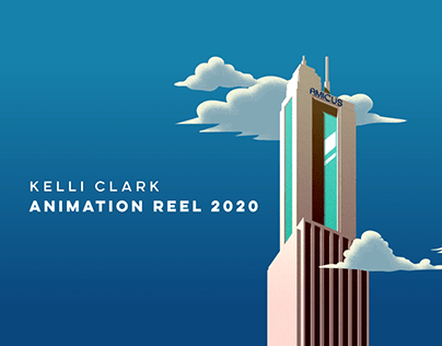 Animation Reel 2020