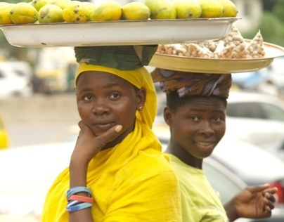 Lagos; a day on the streets
