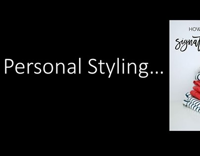 Personal Styling Guidelines