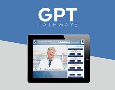 GPT Medical app UI / UX