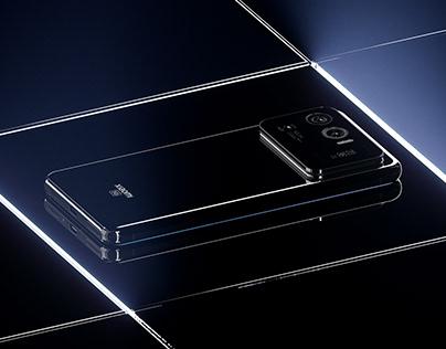 Xiaomi MI 11 Ultra CGI