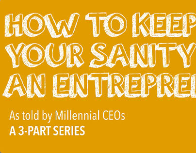 Advice from a Millennial CEO (Video)
