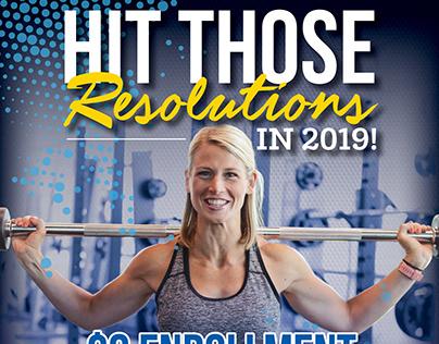 Fort Hill Fitness Zero Enrollment
