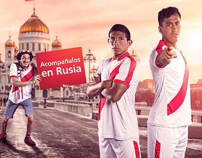 Scotiabank - #ARusiaConTodoPagado