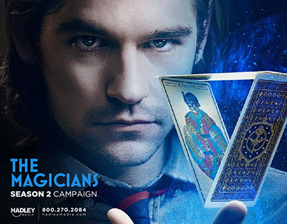 THE MAGICIANS SEASON 2 - EXPERIENTIAL PITCH