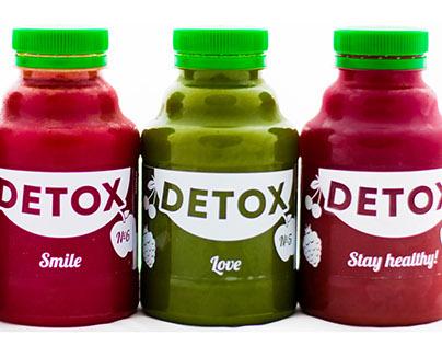 Дизайн для detox.od.ua