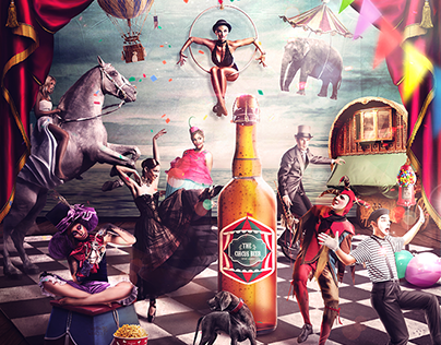 THE CIRCUS BEER