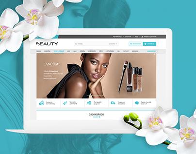 Beahty.hu – Premium beauty product webshop