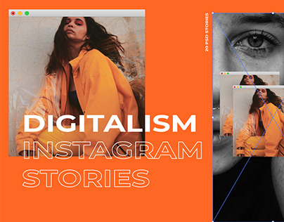 Digitalism - Instagram Stories Templates