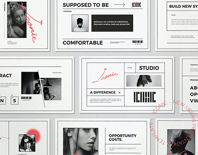 Iconic Presentation Templates