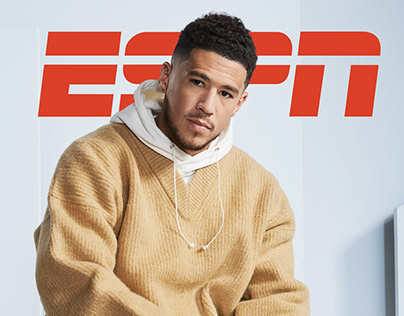 ESPN Cover: Devin Booker Becoming Legendary
