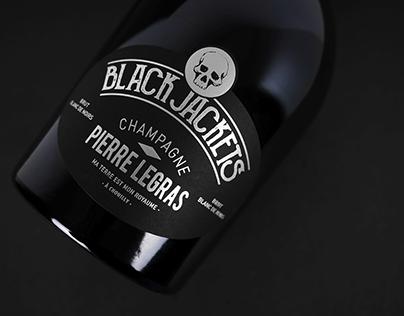 Black jackets - Champagne Pierre Legras