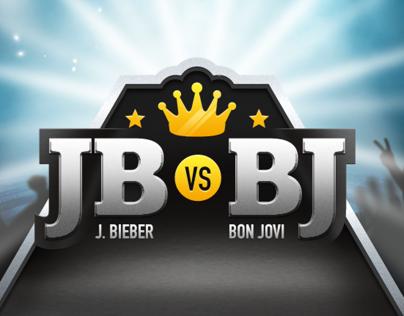 JB vs. BJ