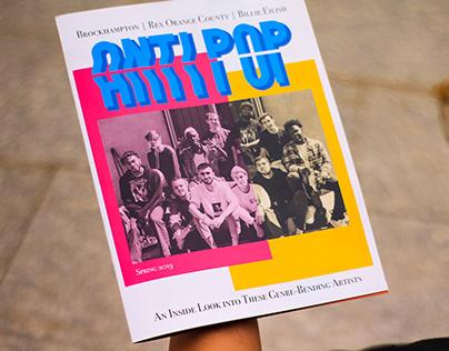 ANTIPOP Magazine