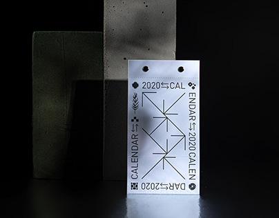 2020 CALENDAR|eslite spectrum × inBlooom