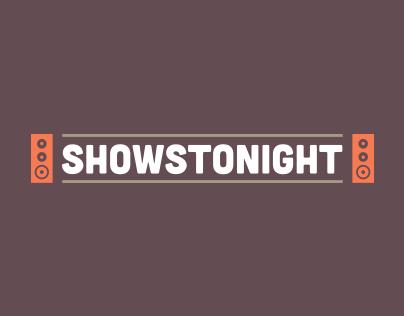 Shows Tonight