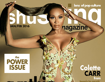 Shustring Magazine - Cover Designs - Unedited Design