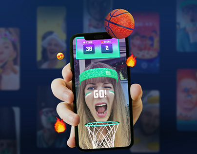 Augmented Reality Games & Facefilter