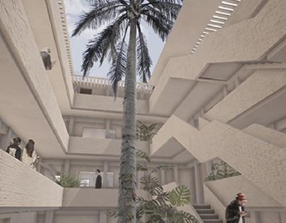 2 Claustros Residencias - Proyecto Lugar