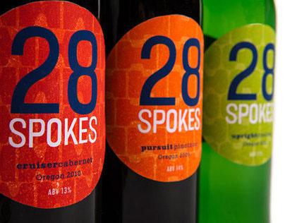 28 Spokes