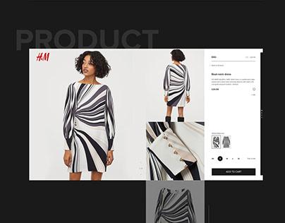 Concept for e-commerce