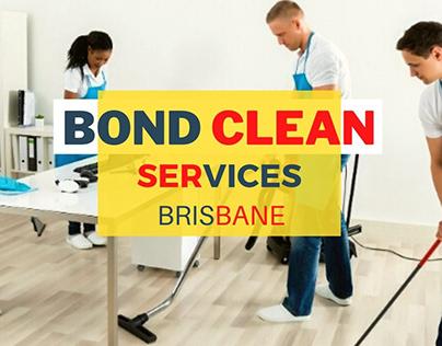 Bond Cleaning Service in Brisbane