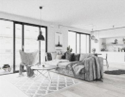 Unreal- Candinavi-apartment