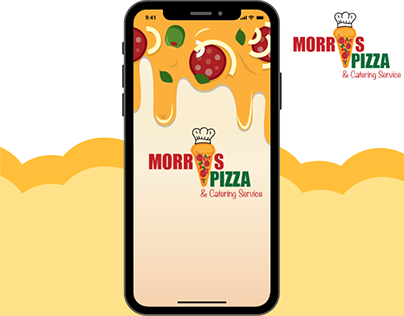 Morris Pizza Mobile App