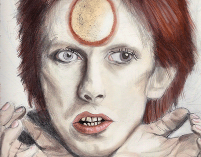 Portrait of Ziggy