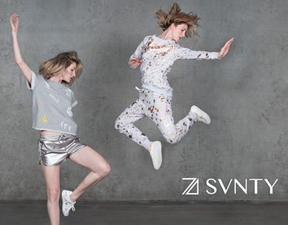 SVNTY Antwerp Women Collection SS16 Garment Prints
