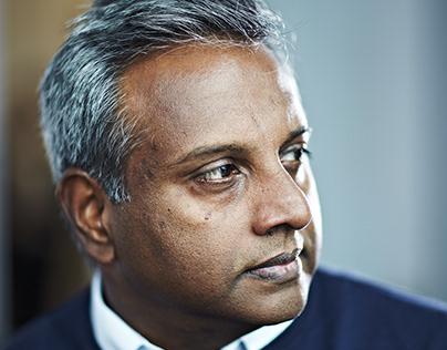 Salil Shetty. Secretary General, Amnesty International