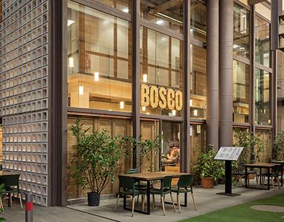 "Restaurante ""Bosco de Lobos"""