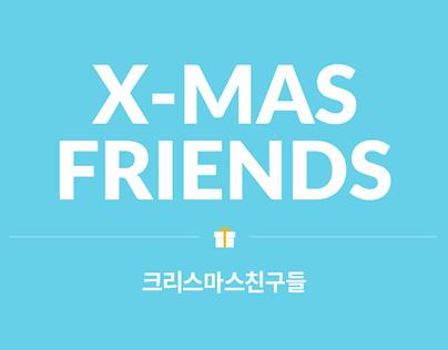 X-MAS FRIENDS