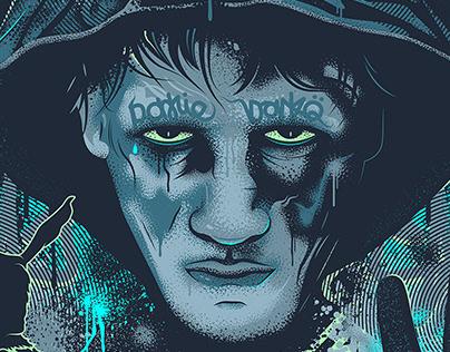 Donnie Darko - Alternative Movie Poster: Reverse V1