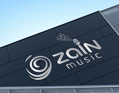 Zain Music Logo