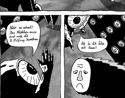 Rumpel - Comicproject