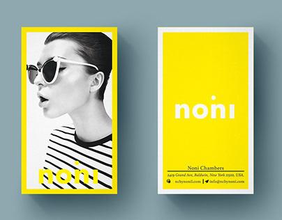 Noni Couture Rebrand