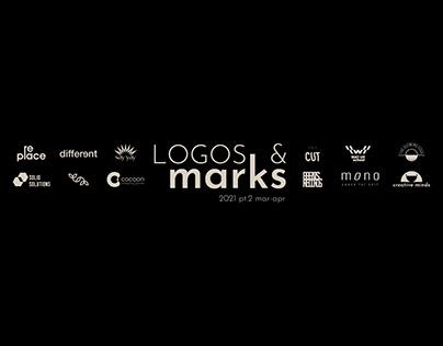 Logofolio 2021 pt.2