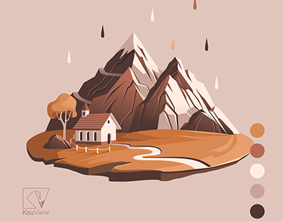 Set of vector illustrations 2