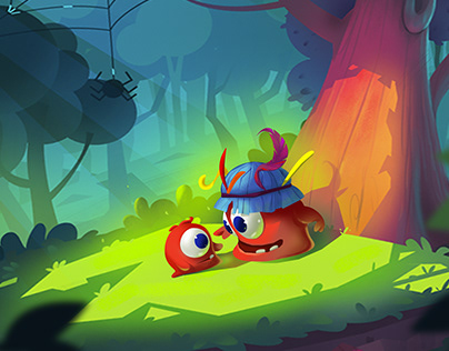 Merge Monster #Game Art