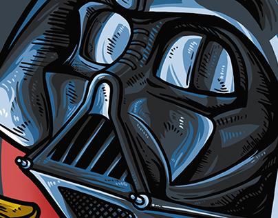 DARTH VADER - Join The Dark Side