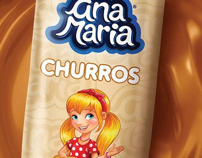 Ana Maria - Churros
